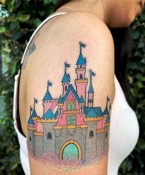 eli rusakov tattoo castle studio city tattoo
